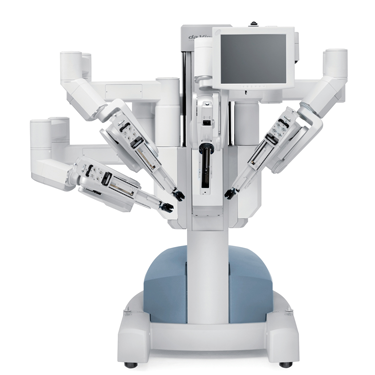 Da Vinci Robotic Surgery
