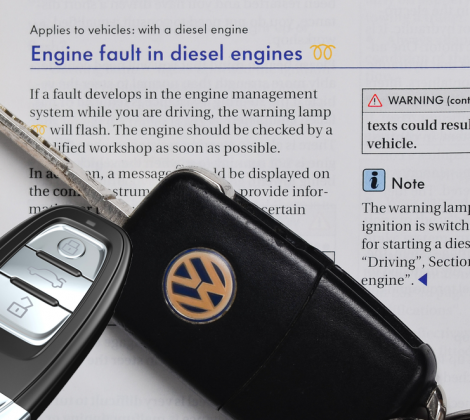 VW Audi Emission Recall Leads