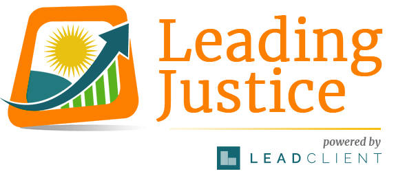 Leading Justice